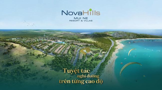 Nova Hill Mũi Né Resort & Villas